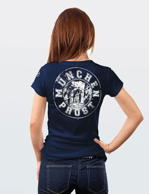 München Damen T-Shirt Munich Ladies T-Shirt